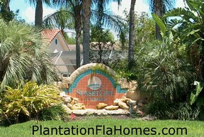 Sunset Cove in Plantation Florida